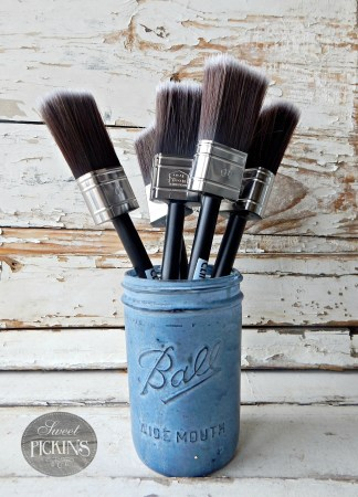 Sweet Pickins - Paint Brush large