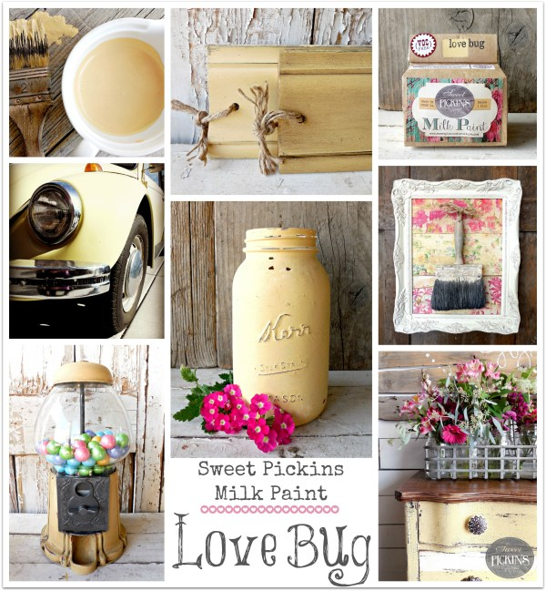 Sweet Pickins Milk Paint - Love Bug