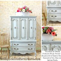 Sweet Pickins Milk Paint - Bluebird