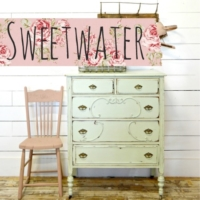 Sweet Pickins Milk Paint - Sweetwater