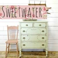 Sweet Pickins Milk Paint - Sweetwater