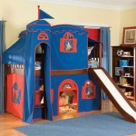 Childrens Bunk Beds With Slide Bill House Plans