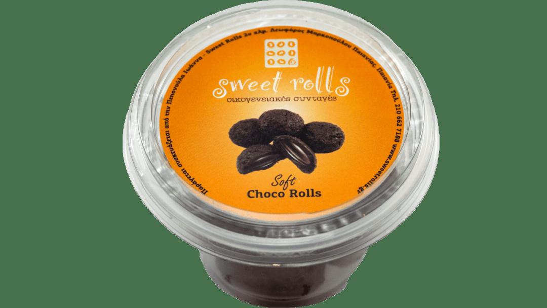 CHOCO ROLLS UP