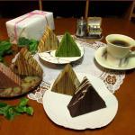 フッセン『ピラミッドケーキ』