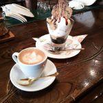 パペルブルグ『コーヒーパフェ』
