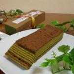 フランス菓子 ラ・ポーズ『校倉クーヘン』