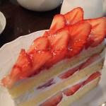 Tea&Cake Grace『いちごのショートケーキ』