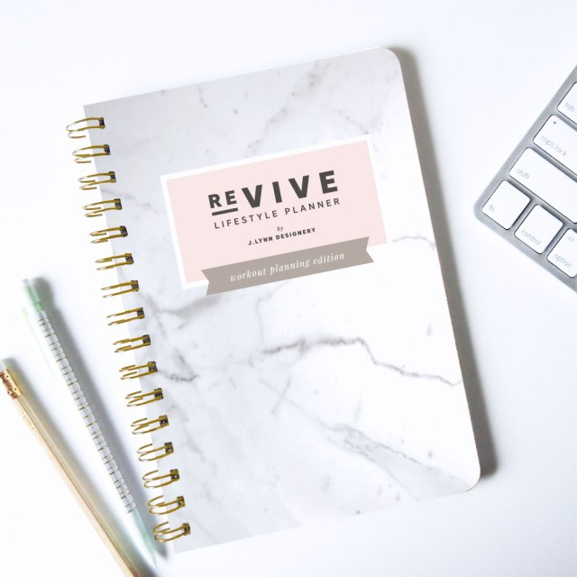 revive planner
