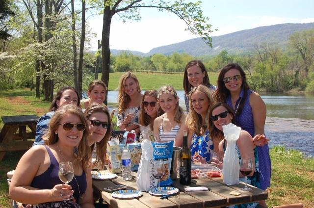 charlottesville winery tour