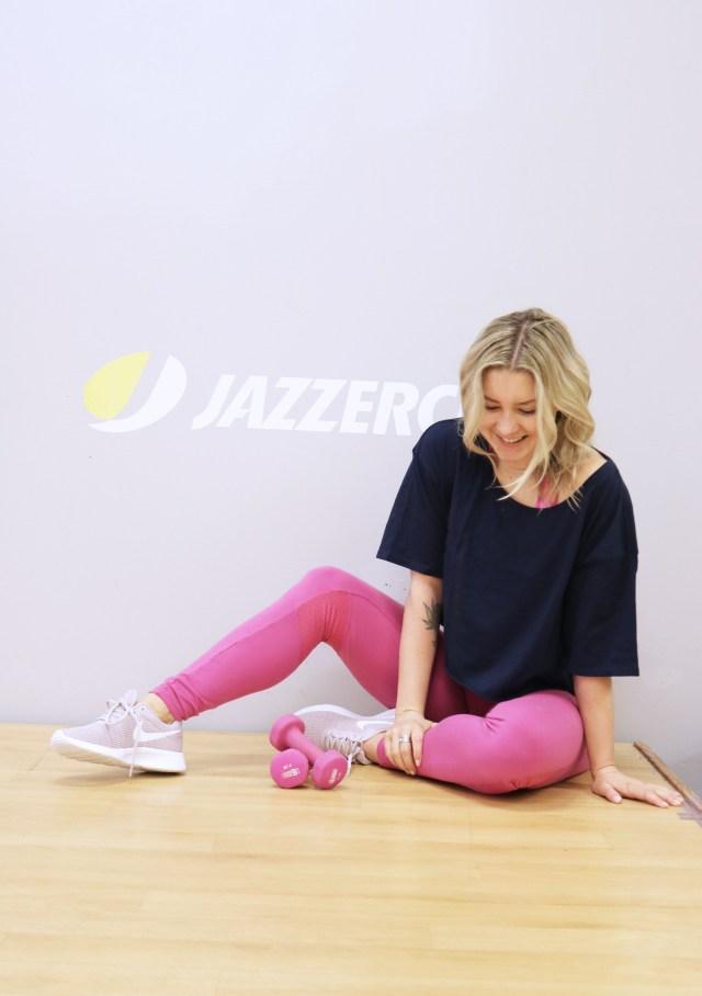 Jazzercise fitness