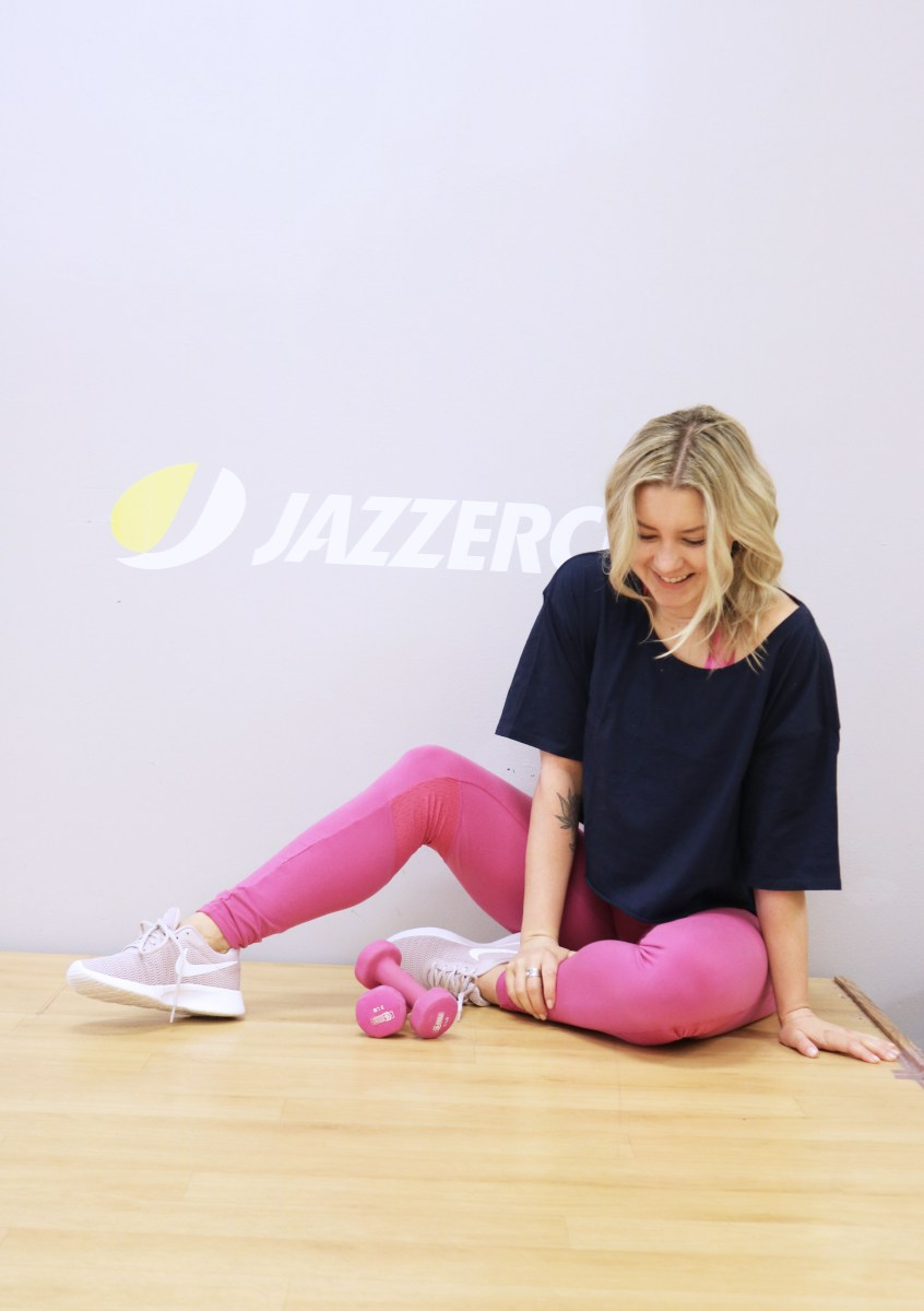 Modern Moves: My Time at Jazzercise