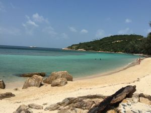 Thailand-Traumstrand