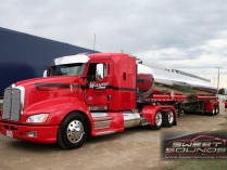 Kenworth T660 Semi Car Audio
