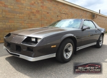 1983 Chevy Camaro Audio Upgrades