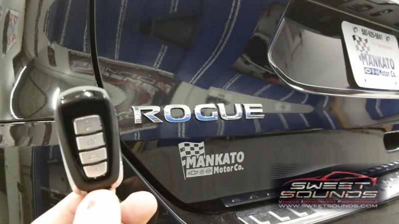 Nissan Rogue Remote Car Starter Installation