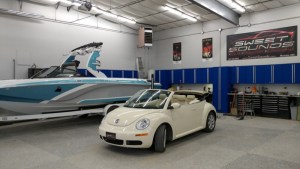 Morristown Client Chooses 2008 VW Beetle Stereo System Overhaul
