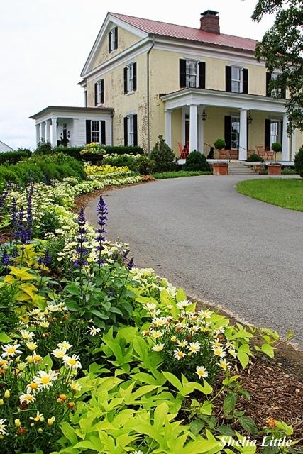 P Allen Smith Garden Home Tour