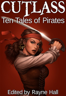 Book Review: Cutlass - Ten Tales of Pirates: Do You Like Adventure?