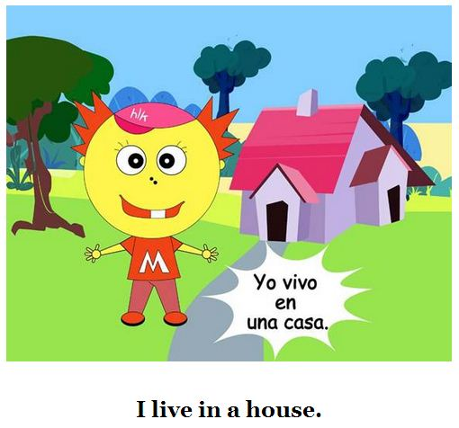 Spanish/English Vocabulary Learning for ChildrenMAPS/MAPAS - MAPS - MAPASteaching children the vocabulary of WHERE WE LIVE