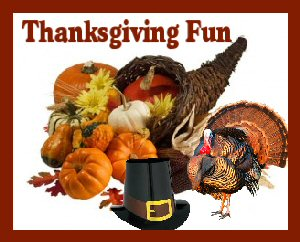 The best of 3 Fun Food Thanksgiving Ideas – Pilgrim Hats, Oreo Turkeys, and Sugar Cone Cornucopias