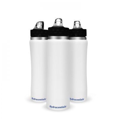 The Hydracentials Sporty Insulated Stainless Steel Water Bottle is AMAZING!