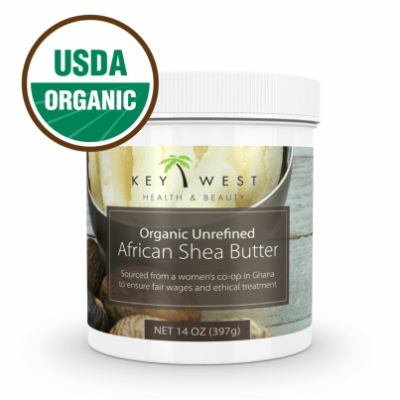African Raw Unrefined Shea Butter Produced By Women's Co-Ops In Ghana Provide Excellent Moisturizing and Healing Benefits