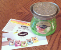 I found #MyPearlsonality - Find Yours! + Renuzit Pearl Scents Giveaway