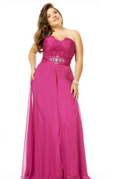 What Does Your Evening Dress Say About You? Does It Say ... Young and Fabulous, Fresh and Flirty, Sweet and Stylish