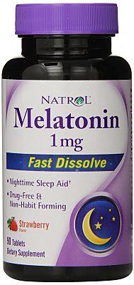 It's #SleepyTime - Relax & Go To Sleep Naturally Wth Natrol Melatonin