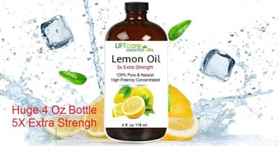 Lemon Oil is a NATURAL and CHEMICAL FREE DISINFECTANT.