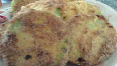 Easy Fried Green Tomatoes Recipe
