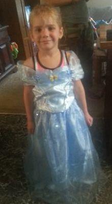 Every Little Girl Wants To Be A Princess! #CinderellaPrincessDress