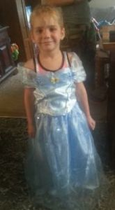 Halloween Time – Every Little Girl Wants To Be A Princess!