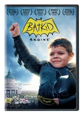 BATKID BEGINS Arrives onto DVD on October 6 or Own It Early on Digital HD on September 25! #BatKidBegins #SFBatKid