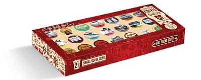 Premium #Coffee Only Single Serve Gift Box Set #GiftGuide #Holiday #TRC