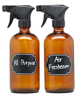 Making DIY Sea Spray and Air Freshener
