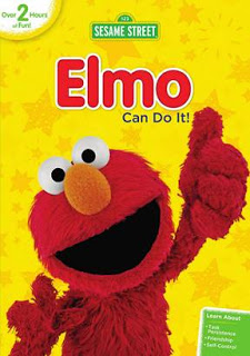 Share in the fabulous first memories - Sesame Street: Elmo Can Do It!