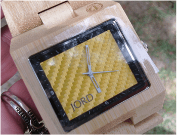 Save $35 When You Get a Delmar Drift Wood Watch from Jord For Your Guy