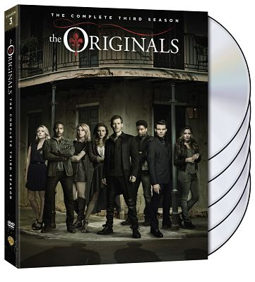 THE ORIGINALS: THE COMPLETE THIRD SEASON on DVD 9/20