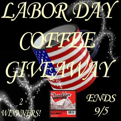 Labor Day Coffee Giveaway
