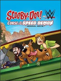 Scooby-Doo! and WWE: Curse of the Speed Demon is available now on Blu-Ray Combo Pack, DVD and Digital HD! Don't miss It! #ScoobyWWE #WBHE #ScoobyDoo #WWE #DVD #BluRay