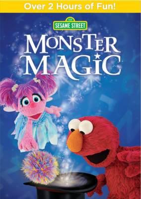 Sesame Street Elmo Monster Magic