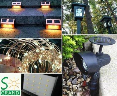 Solar Lighting - That's SOGRAND!