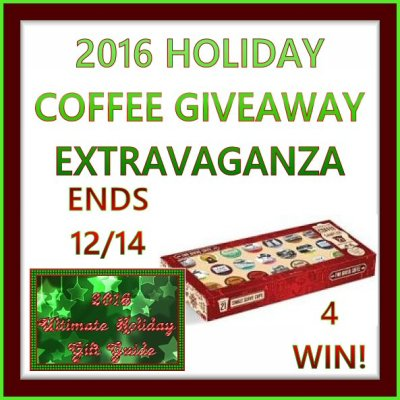 TRC Premium Coffee Gift SetExtravaganza Giveaway Ends 12/14