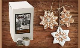 Run Home for the Holidays Gingerbread Man Coffee Hop Giveaway! Ends 11/24/17