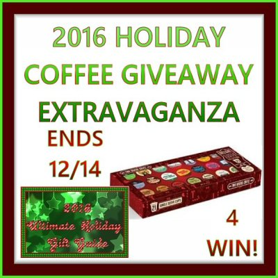 TRC Deluxe Gift SetExtravaganza Giveaway Ends 12/14