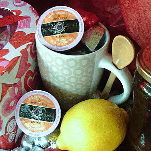 Mango Passionfruit Tea Gift Idea