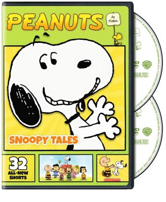 Peanuts by Schulz Snoopy Tales On DVD In two weeks!