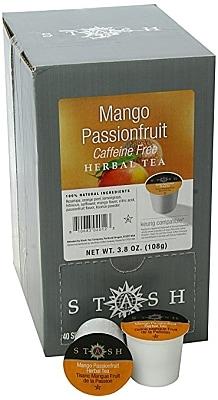 Stash Mango Passionfruit Valentine Tea Giveaway