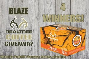 Camo Your Coffee Realtree Blaze Hop Giveaway Ends 4/2